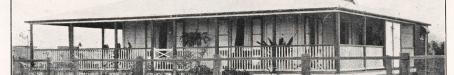 Dame Nellie Melba's house, Marian, 1931